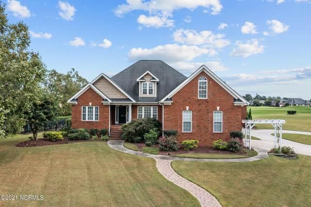 313 Bluebeech Lane, Greenville, NC 27834 (MLS #100291862) :: The Tingen Team- Berkshire Hathaway HomeServices Prime Properties