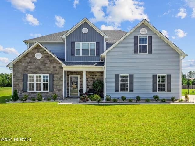 105 Burrington Lane, Jacksonville, NC 28546 (MLS #100291869) :: Berkshire Hathaway HomeServices Prime Properties