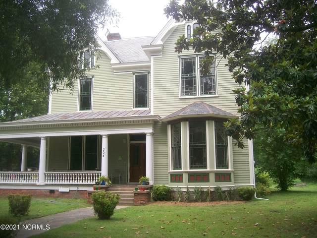 304 Vance Street NE, Wilson, NC 27893 (MLS #100291873) :: Lynda Haraway Group Real Estate