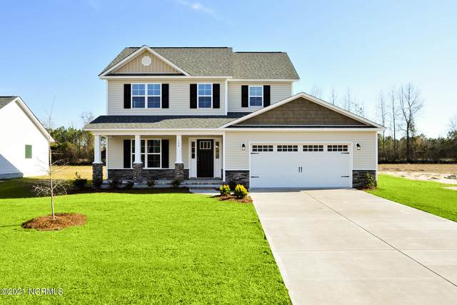 418 Duster Lane, Richlands, NC 28574 (MLS #100291875) :: RE/MAX Elite Realty Group