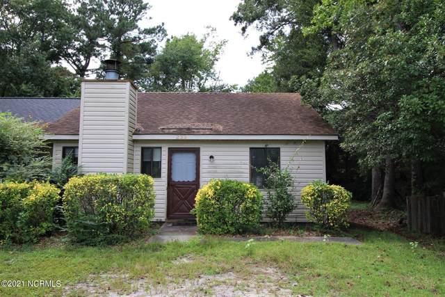233 Cedar Ridge Lane, Havelock, NC 28532 (MLS #100291902) :: Barefoot-Chandler & Associates LLC