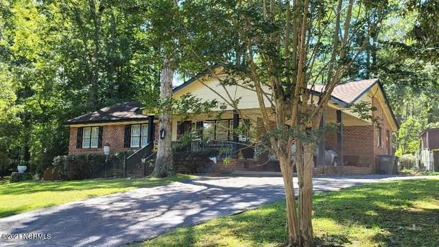 1609 Maple Creek Drive, Rocky Mount, NC 27803 (MLS #100291903) :: Berkshire Hathaway HomeServices Hometown, REALTORS®