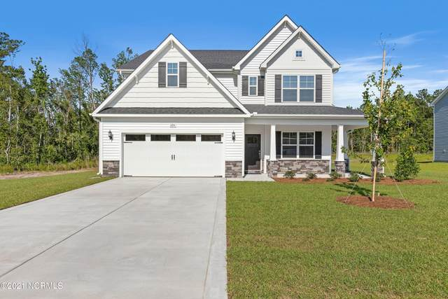 205 Stackleather Place, Sneads Ferry, NC 28460 (MLS #100291907) :: RE/MAX Elite Realty Group