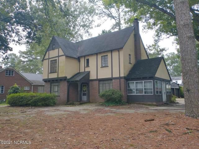 1103 Eastern Avenue, Rocky Mount, NC 27801 (MLS #100291910) :: Berkshire Hathaway HomeServices Prime Properties