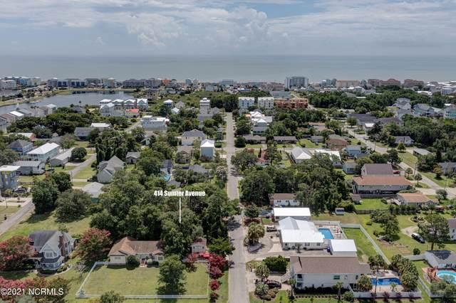 414 Sumter Avenue, Carolina Beach, NC 28428 (MLS #100291928) :: RE/MAX Elite Realty Group