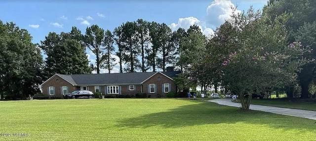 310 Morris Bbq Road, Hookerton, NC 28538 (MLS #100291936) :: RE/MAX Elite Realty Group