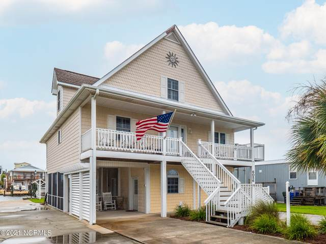 6056 6th Street, Surf City, NC 28445 (MLS #100291972) :: RE/MAX Elite Realty Group