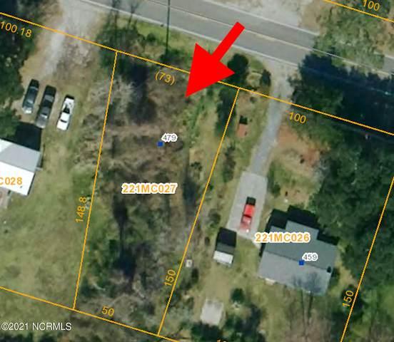 479 Jabbertown Road, Southport, NC 28461 (MLS #100291980) :: Donna & Team New Bern