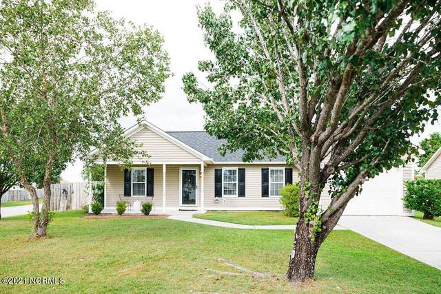 2601 Ashby Drive, Wilmington, NC 28411 (MLS #100291993) :: Berkshire Hathaway HomeServices Prime Properties