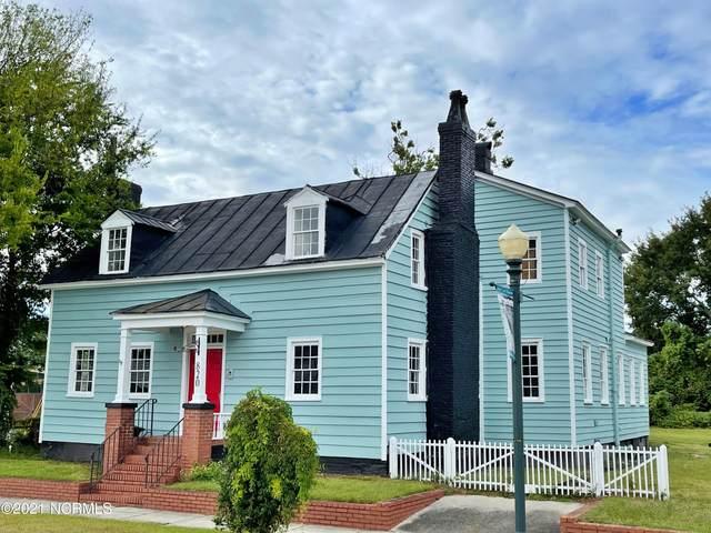 818/820 Broad Street, New Bern, NC 28560 (MLS #100291996) :: Barefoot-Chandler & Associates LLC