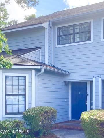 1743 S 41st Street A, Wilmington, NC 28403 (MLS #100291997) :: Berkshire Hathaway HomeServices Hometown, REALTORS®