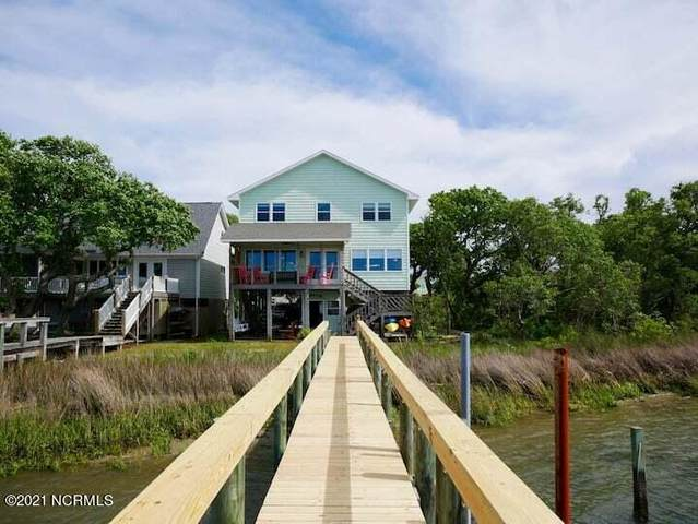 535 Sidbury Avenue, Topsail Beach, NC 28445 (MLS #100292006) :: Thirty 4 North Properties Group