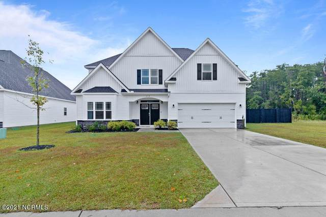 318 Bear Run, Maple Hill, NC 28454 (MLS #100292014) :: Frost Real Estate Team