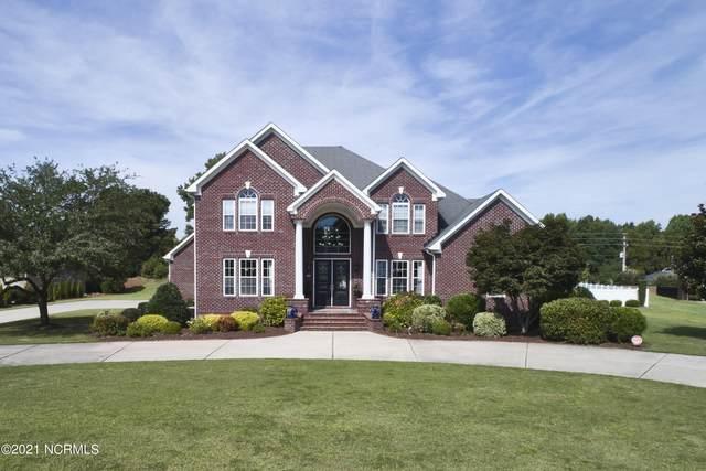 3330 Jennings Farm Drive NW, Wilson, NC 27896 (MLS #100292015) :: CENTURY 21 Sweyer & Associates