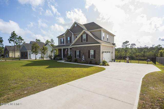447 Scrub Oaks Drive, Hampstead, NC 28443 (MLS #100292016) :: The Tingen Team- Berkshire Hathaway HomeServices Prime Properties