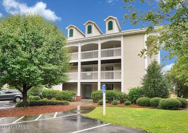 3350 Club Villas Drive #401, Southport, NC 28461 (MLS #100292019) :: Coldwell Banker Sea Coast Advantage