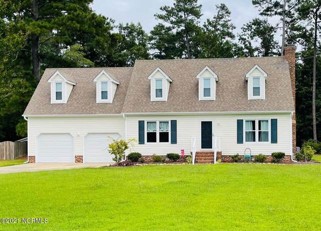111 Duchess Drive, Winterville, NC 28590 (MLS #100292022) :: The Tingen Team- Berkshire Hathaway HomeServices Prime Properties