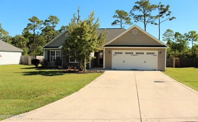 210 Marsh Haven Drive, Sneads Ferry, NC 28460 (MLS #100292044) :: David Cummings Real Estate Team