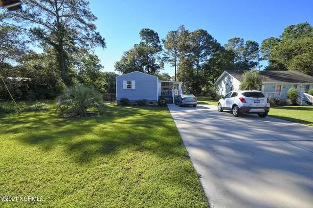 824 Dogwood Drive, Sunset Beach, NC 28468 (MLS #100292061) :: BRG Real Estate