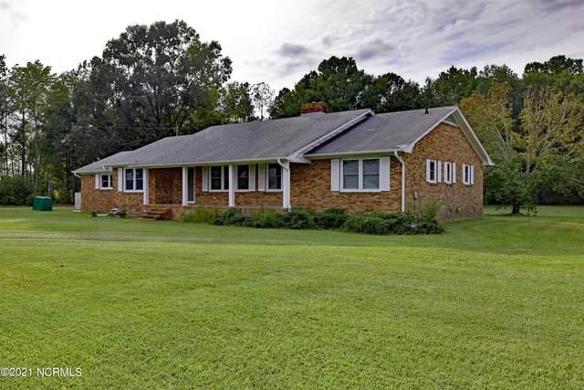 2485 Anderson Road, Willard, NC 28478 (MLS #100292070) :: Berkshire Hathaway HomeServices Prime Properties