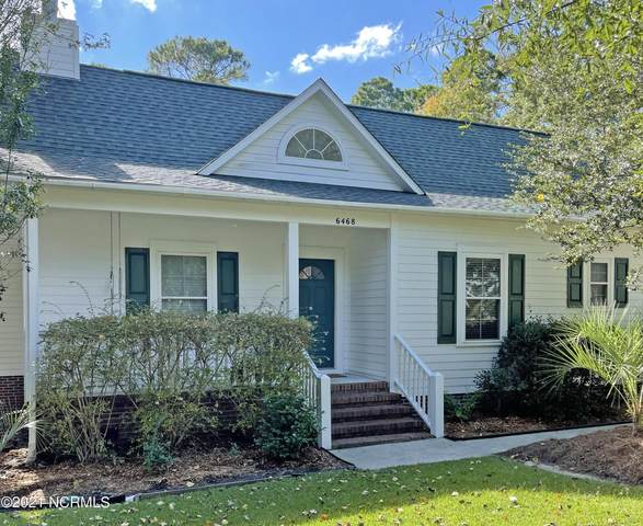 6468 Rolling Run Road, Southport, NC 28461 (MLS #100292076) :: Frost Real Estate Team