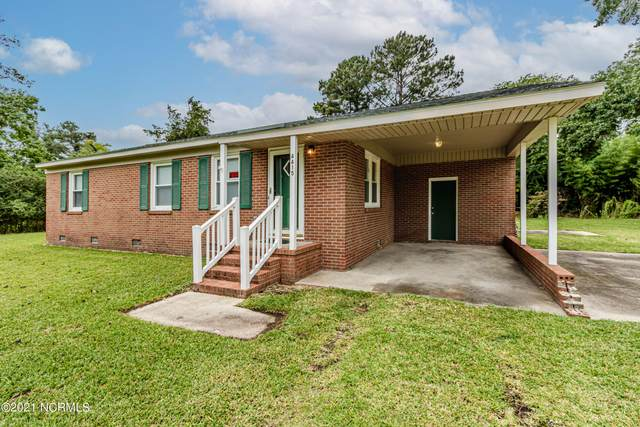 4415 Old Cherry Point Road, New Bern, NC 28560 (MLS #100292083) :: The Legacy Team