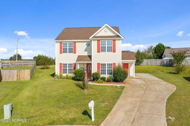 4773 Primrose Place, Rocky Mount, NC 27804 (MLS #100292100) :: The Rising Tide Team