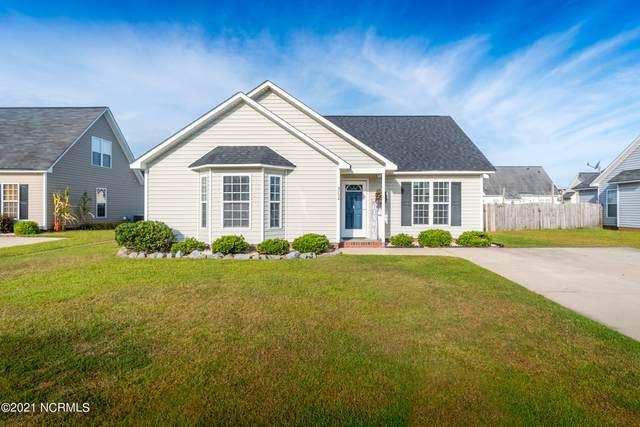 3724 Tifgreen Drive, Greenville, NC 27834 (MLS #100292103) :: The Tingen Team- Berkshire Hathaway HomeServices Prime Properties