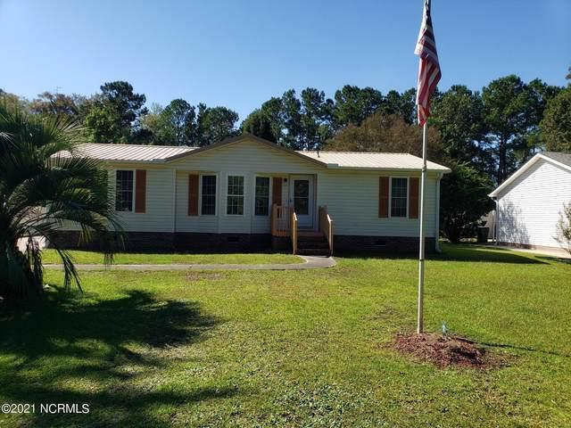 407 Maplewood Drive NW, Calabash, NC 28467 (MLS #100292109) :: Berkshire Hathaway HomeServices Hometown, REALTORS®