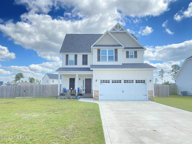 714 Addor Drive, Richlands, NC 28574 (MLS #100292123) :: David Cummings Real Estate Team