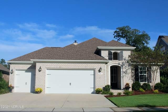 849 Bedminister Lane, Wilmington, NC 28405 (MLS #100292129) :: CENTURY 21 Sweyer & Associates