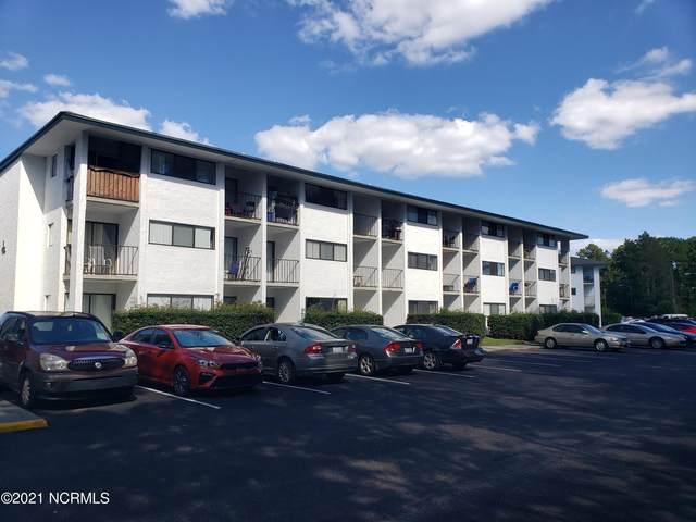 458 Racine Drive C-207, Wilmington, NC 28403 (MLS #100292149) :: CENTURY 21 Sweyer & Associates