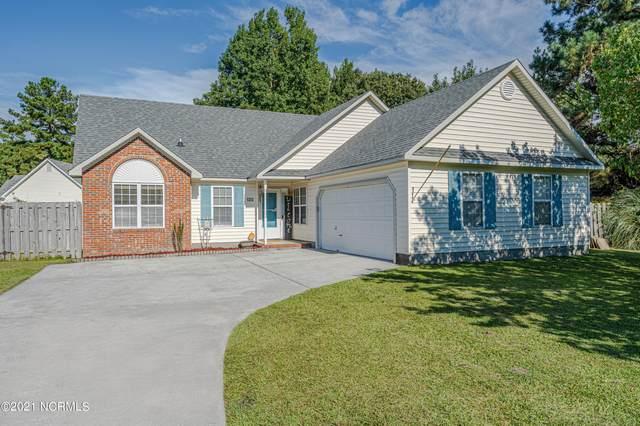 122 Yellowwood Drive, Jacksonville, NC 28546 (MLS #100292151) :: Berkshire Hathaway HomeServices Hometown, REALTORS®