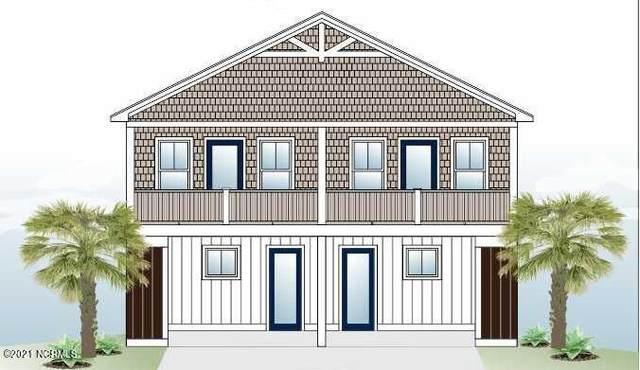 1411 Snapper Lane #1, Carolina Beach, NC 28428 (MLS #100292152) :: Berkshire Hathaway HomeServices Prime Properties