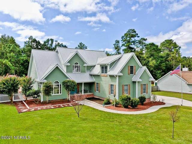 292 River Reach Drive, Swansboro, NC 28584 (MLS #100292165) :: Barefoot-Chandler & Associates LLC