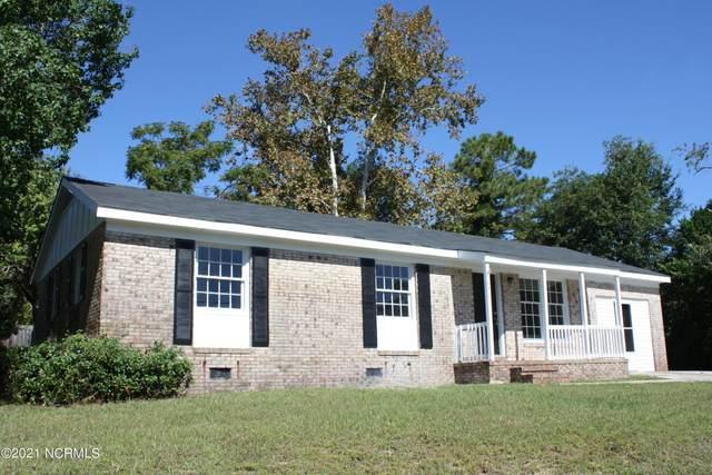 452 Horn Road, Wilmington, NC 28412 (MLS #100292166) :: Berkshire Hathaway HomeServices Prime Properties