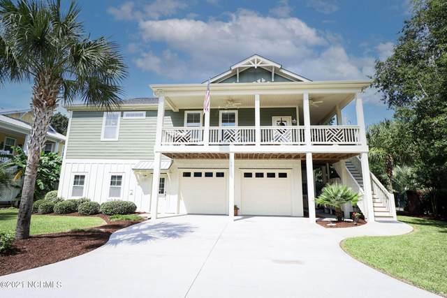 100 Lanier Landing Court, Carolina Beach, NC 28428 (MLS #100292169) :: Berkshire Hathaway HomeServices Prime Properties