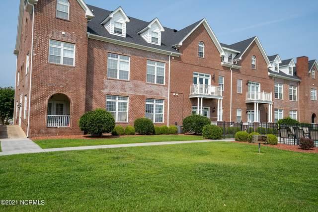 502 Main Street Unit 104, Swansboro, NC 28584 (MLS #100292173) :: Barefoot-Chandler & Associates LLC