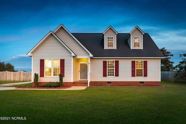 2526 Beaver Creek Road, Greenville, NC 27834 (MLS #100292176) :: Barefoot-Chandler & Associates LLC