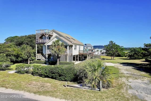 3602 W Dolphin Drive, Oak Island, NC 28465 (MLS #100292184) :: Berkshire Hathaway HomeServices Hometown, REALTORS®
