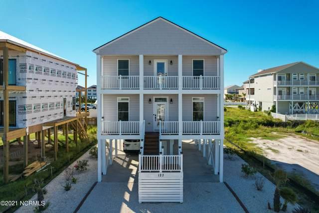123 W 3rd Street, Ocean Isle Beach, NC 28469 (MLS #100292193) :: Donna & Team New Bern