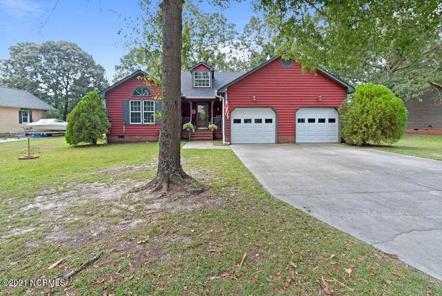 1203 Willow Springs Drive W, Richlands, NC 28574 (MLS #100292201) :: Berkshire Hathaway HomeServices Hometown, REALTORS®