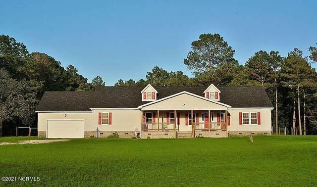 151 Brians Woods Road, Maple Hill, NC 28454 (MLS #100292208) :: Barefoot-Chandler & Associates LLC