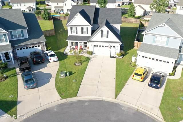 1234 Needleleaf Drive, Winnabow, NC 28479 (MLS #100292209) :: Berkshire Hathaway HomeServices Hometown, REALTORS®