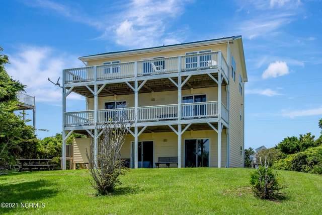 5419 Emerald Drive, Emerald Isle, NC 28594 (MLS #100292213) :: Berkshire Hathaway HomeServices Hometown, REALTORS®