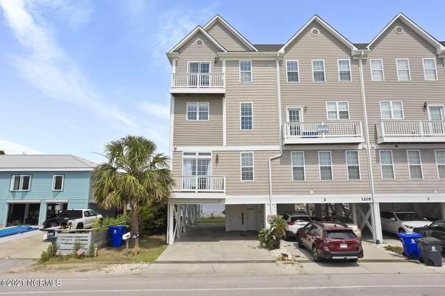 1205 Canal Drive #2, Carolina Beach, NC 28428 (MLS #100292217) :: Donna & Team New Bern