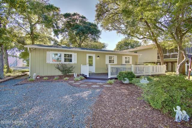 102 SE 54th Street, Oak Island, NC 28465 (MLS #100292234) :: Donna & Team New Bern