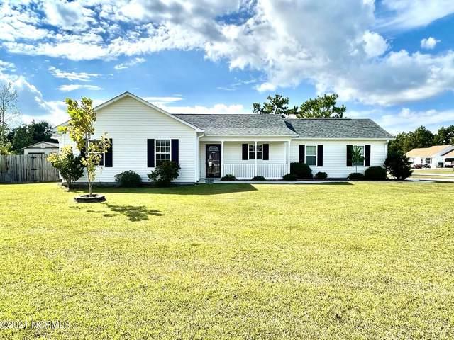 301 N Elisa Lane, Hubert, NC 28539 (MLS #100292238) :: Barefoot-Chandler & Associates LLC