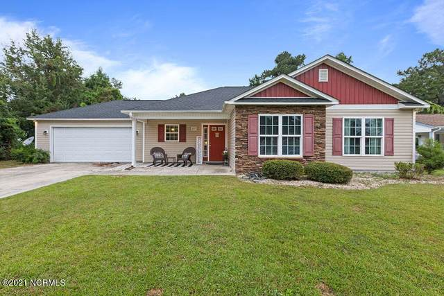207 Sheffield Road, Jacksonville, NC 28546 (MLS #100292243) :: Barefoot-Chandler & Associates LLC