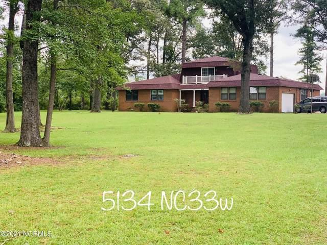 5134 Nc 33 W, Tarboro, NC 27886 (MLS #100292245) :: Donna & Team New Bern